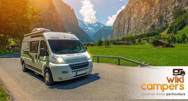 Bien choisir son camping-car pour la location - Fourgon aménagé