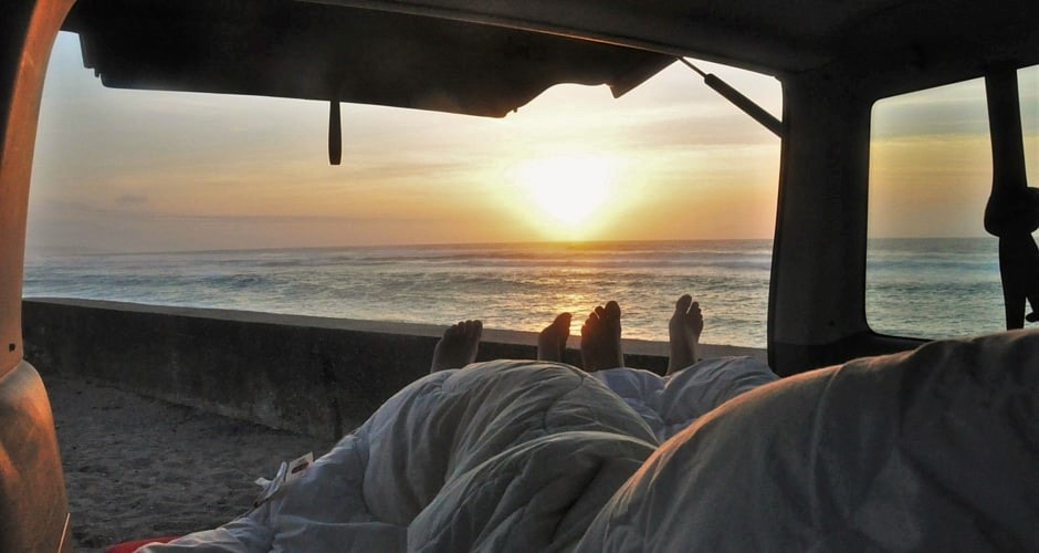 Trouver Le Bon Spot Pour Dormir En Camping Car