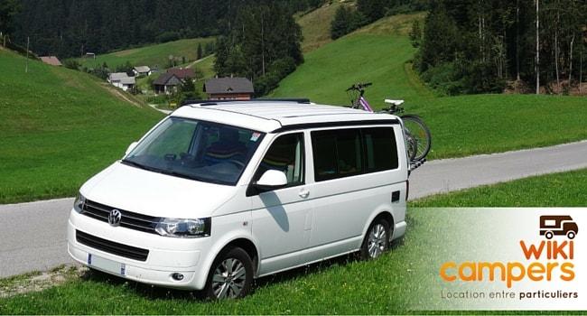Bien choisir son camping-car pour la location - Van aménagé T6 VW