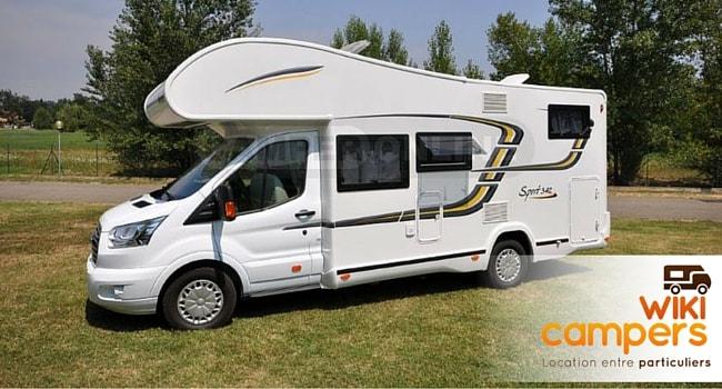 Bien choisir son camping-car pour la location - camping-car capucine