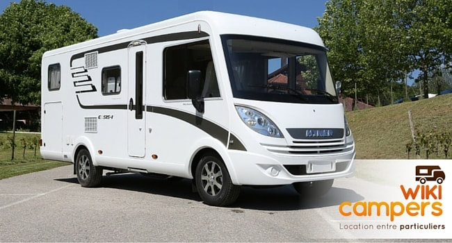 Bien choisir son camping-car pour la location - camping-car integral