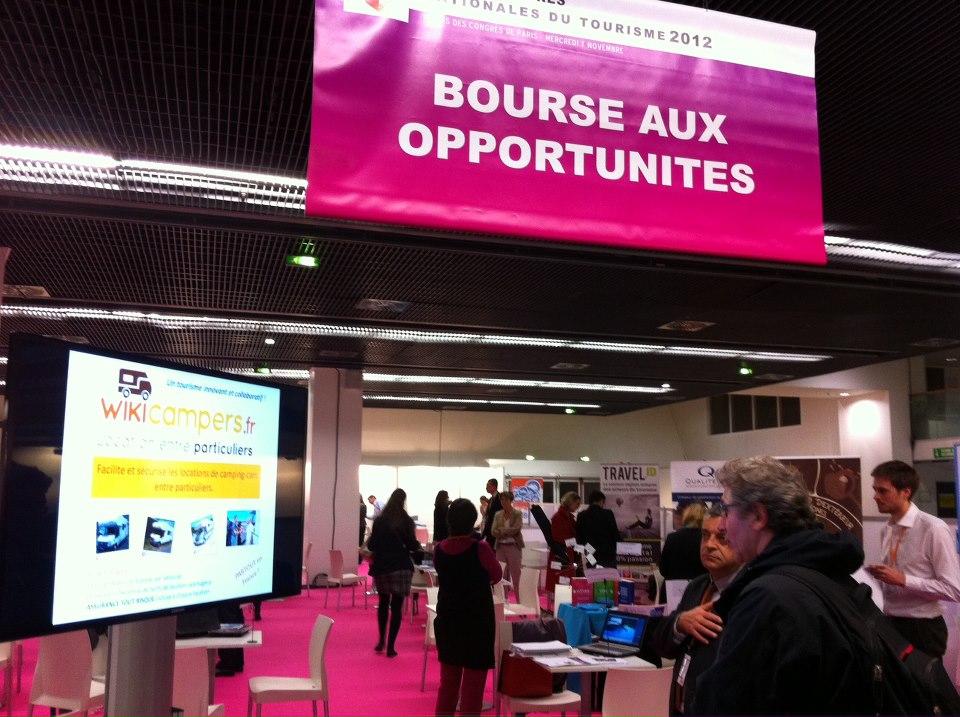 Rencontres Nationales du Tourisme 2012