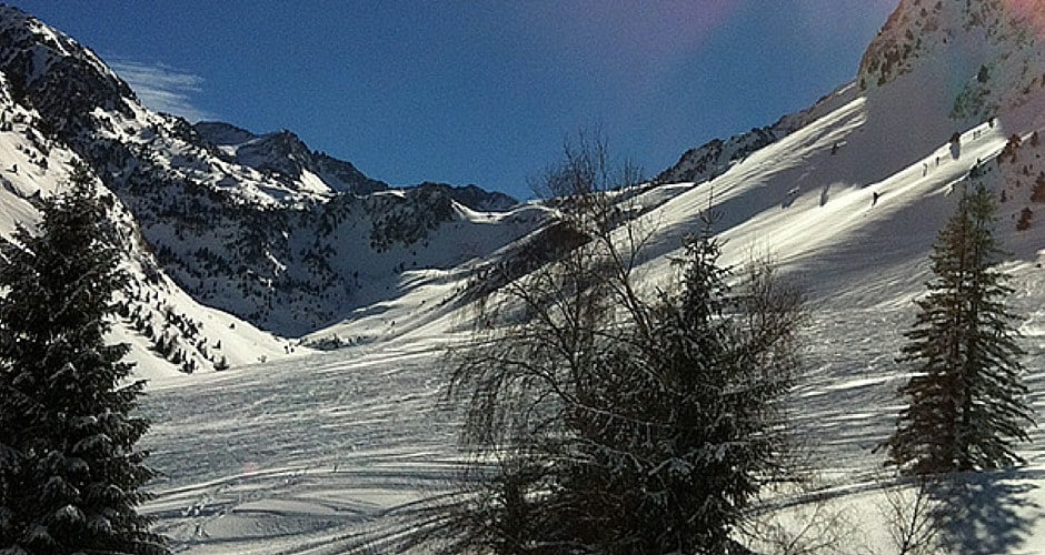 partir skier en camping-car