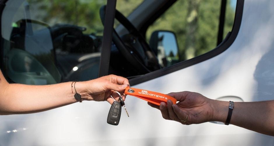Les clés pour louer son camping-car