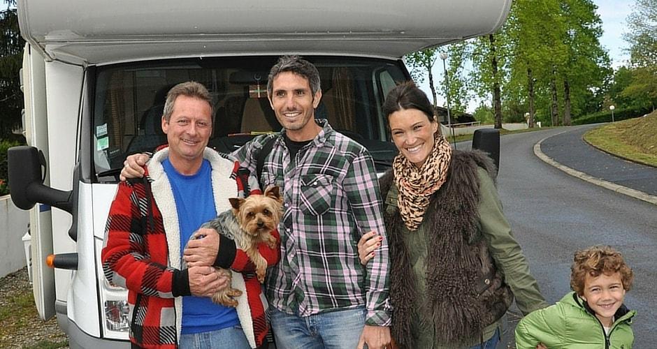 Voyager en camping-car en famille