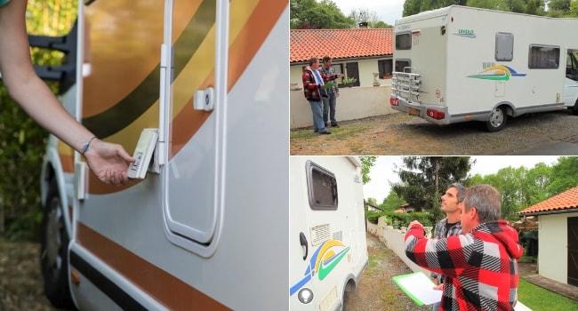 Preparer sa reservation de camping-car