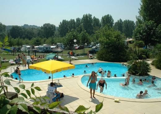Campings pour camping car au pays basque le top 8 - Camping saint jean de luz avec piscine ...