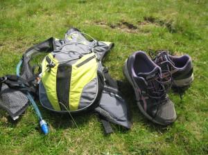 Trail et camping-car
