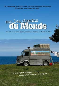 Film d'aventure Sur Les Chemins du Monde