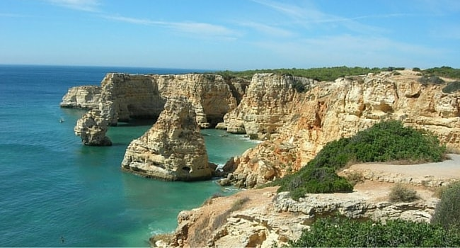 Algarve Portugal camping-car