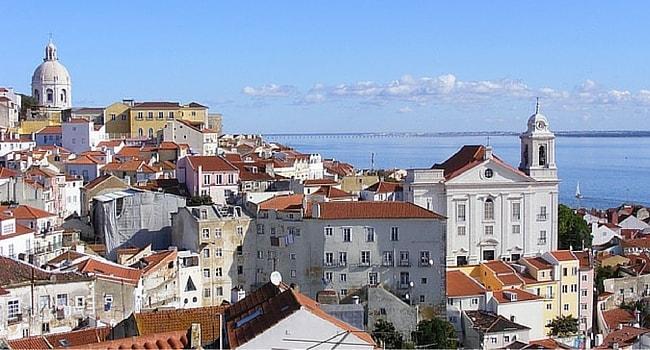 Lisbonne Portugal en Camping-car
