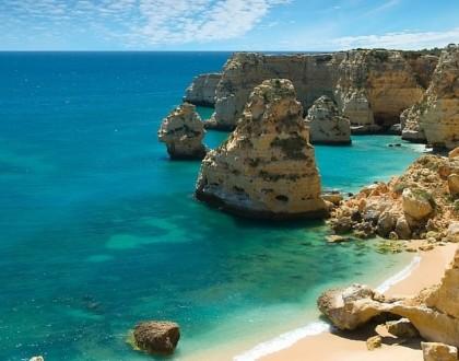 Algarve portugal camping-car