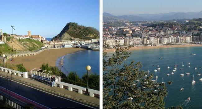 pays basque espagnol camping-car