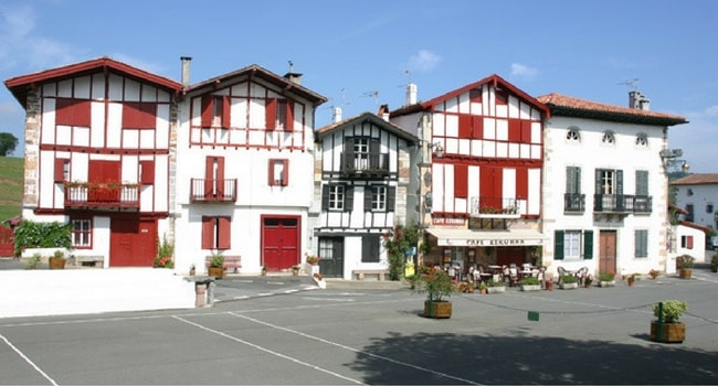 Pays Basque interieur