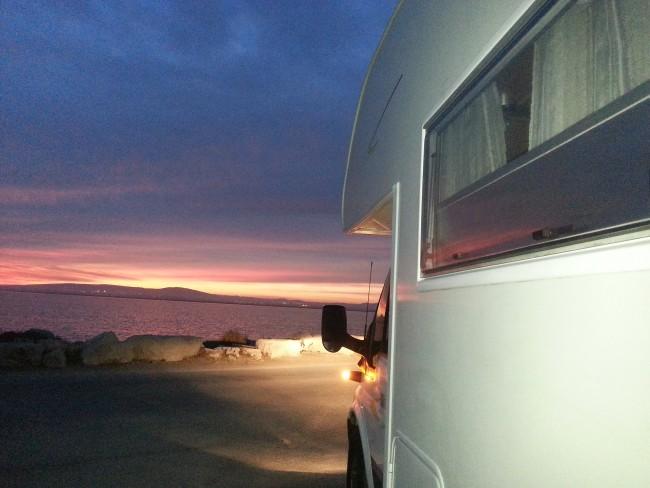 propriétaire de camping-car et location