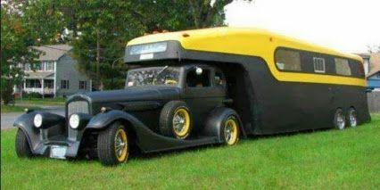 camping car rock n roll