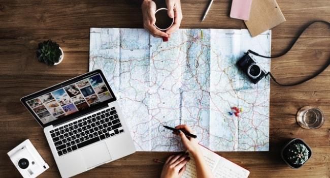 6 conseils pour réussir vos vacances en camping-car_Planifiez votre parcours