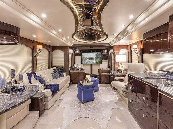 Super Top 10 des plus beaux intérieurs de camping-car UX65