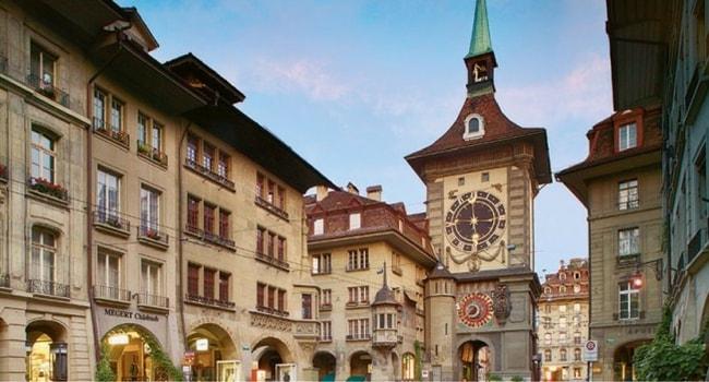 Suisse en camping-car_Berne