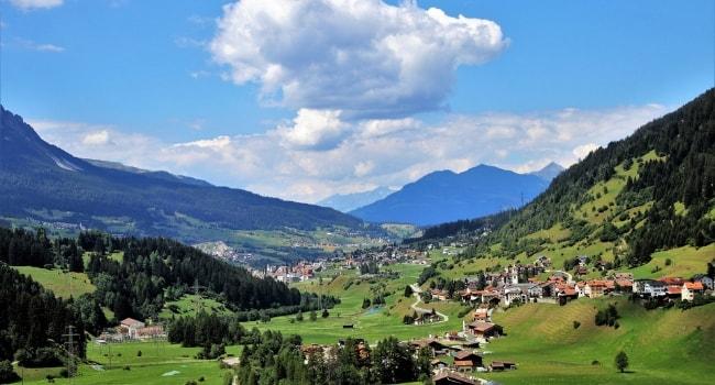 En route vers la Suisse en camping-car_Alpes suisses