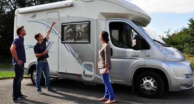 Etat des lieux exterieur campingcar