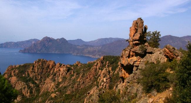 La Corse en camping-car_Calanques de Piana