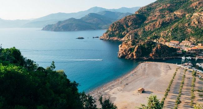 La Corse en camping-car_Ota