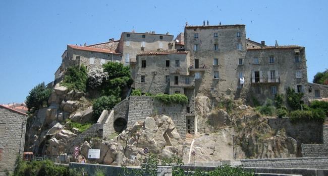 La Corse en camping-car_Sartène