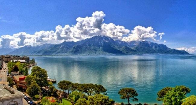 Suisse en camping-car_Montreux