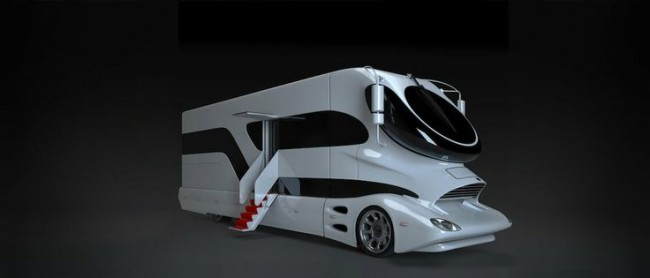 camping car luxe