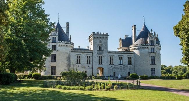 Les châteaux de la Loire en Camping-car
