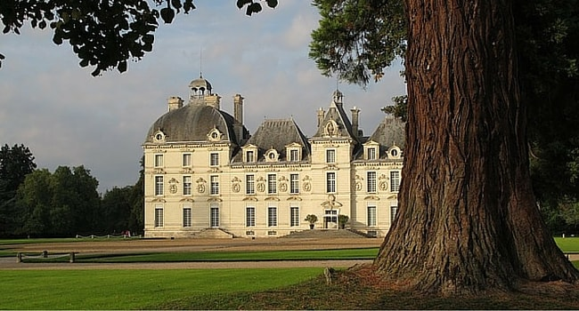 chateau de Cheverny
