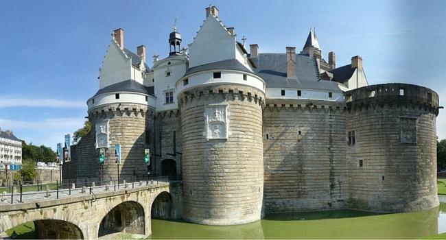 chateau des ducs de Bretagne de Nantes