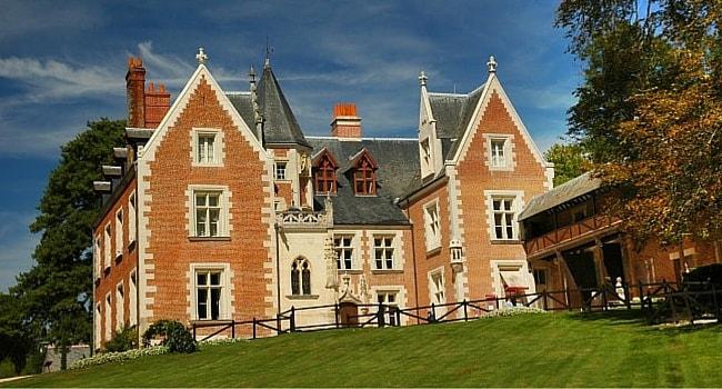 chateau du Clos Lucé