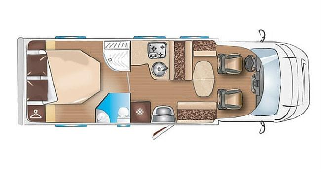 etat des lieux interieur campingcar