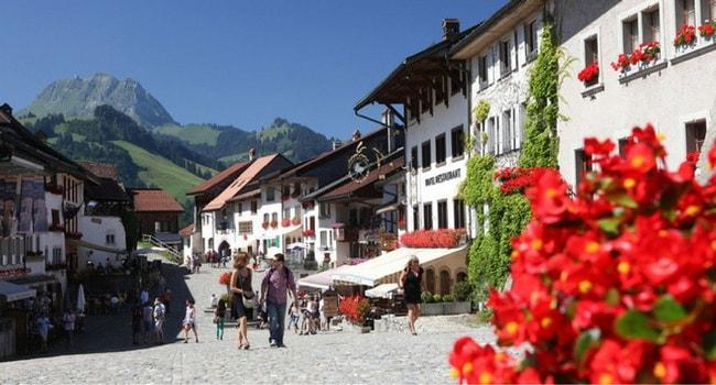 Suisse en camping-car_Gruyère