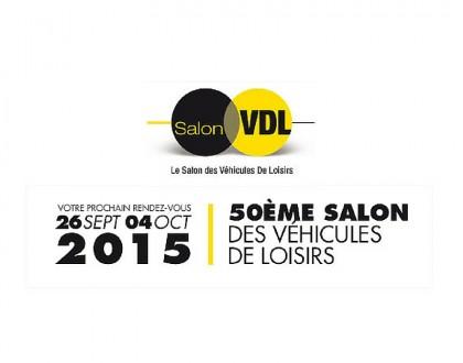 Salon des Véhicules de Loisirs 2015, Le Bourget