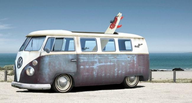 Surf-trip camping-car