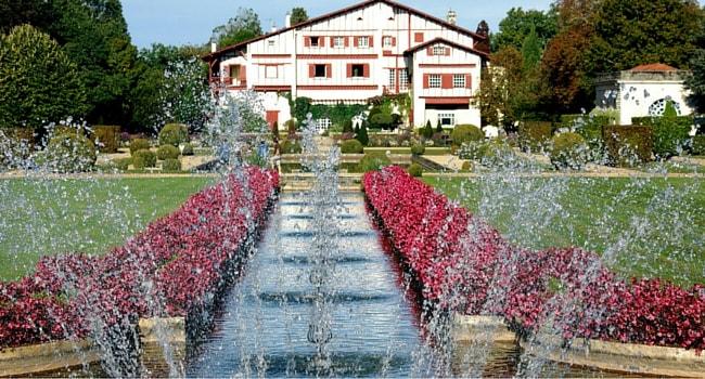 Villa-arnaga-cambo-les-bains-pays-basque