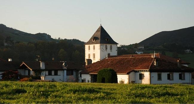 Sare-village-Pays-Basque