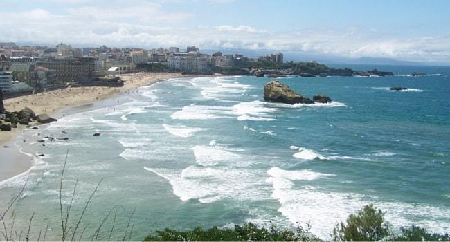 Biarritz-plage-pays-basque