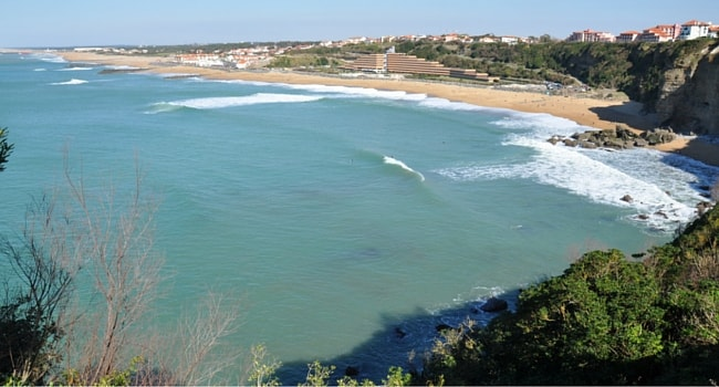 Anglet-plage-cote-basque
