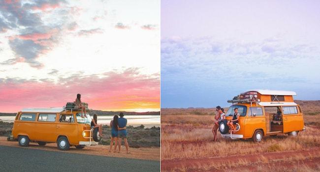Voyager en camping-car avec des enfants_Avantages