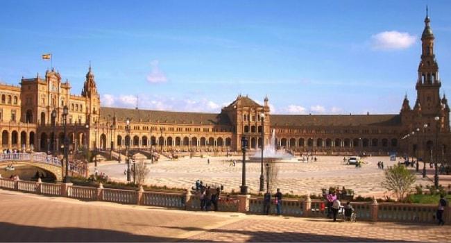 Place de Séville