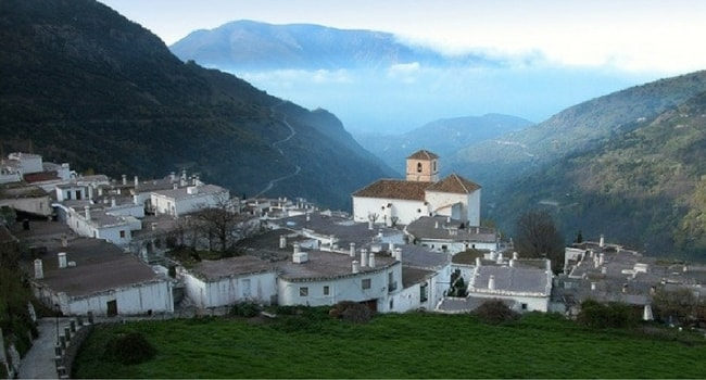 Villages des Alpujarras