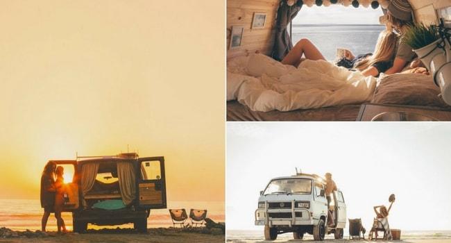 Vive les mariages en camping-car_Lune de miel