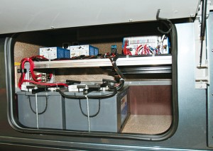 batteries campingcar