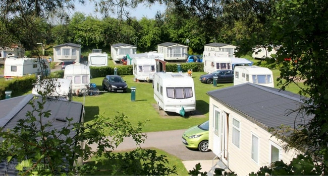 Camping Angleterre
