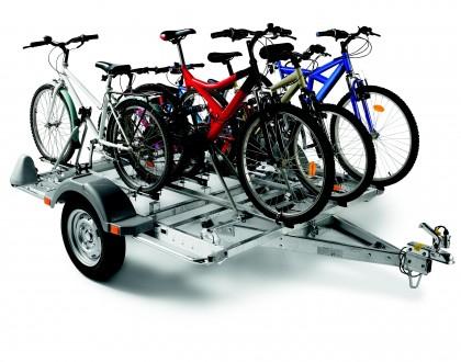 Comment transporter ses 2 roues en camping-car