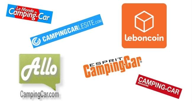 vendre son camping-car internet